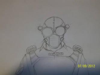 Steam Punk Police by Enrique23