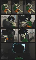 Comic Aftermath by DingDongAnalog