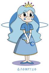 Princess Planetia by KingSolarius