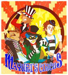 Mayuri's Circus by Kimbolt-Prime