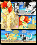 This is my beach - Page 1 by the-childofflames