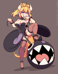 .: Bowsette :. by RE-sublimity-kun