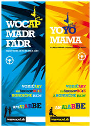 Posters ACE1 both together by crestyan