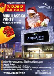 Advertising Aquacity Christmass by crestyan
