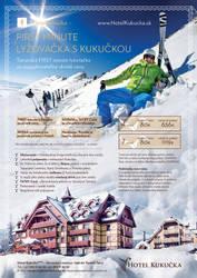 Hotel Kukucka**** advert Winter First Minute 2013 by crestyan