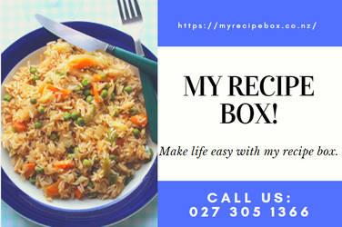 Veggi Box by myrecipebox