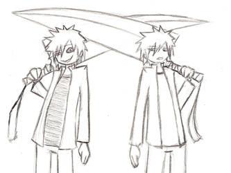 Ichigo and Hichigo: One and the Same by double1squad