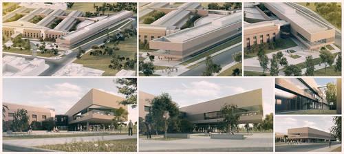 Hospital de Ninos en Santa Fe by Bman2006