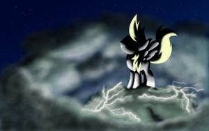 Great and Powerful... Derpy? by BronyKas