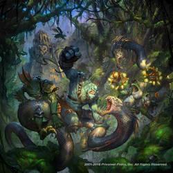 Wildad VenturaBook cover by N-ossandon-Nezt