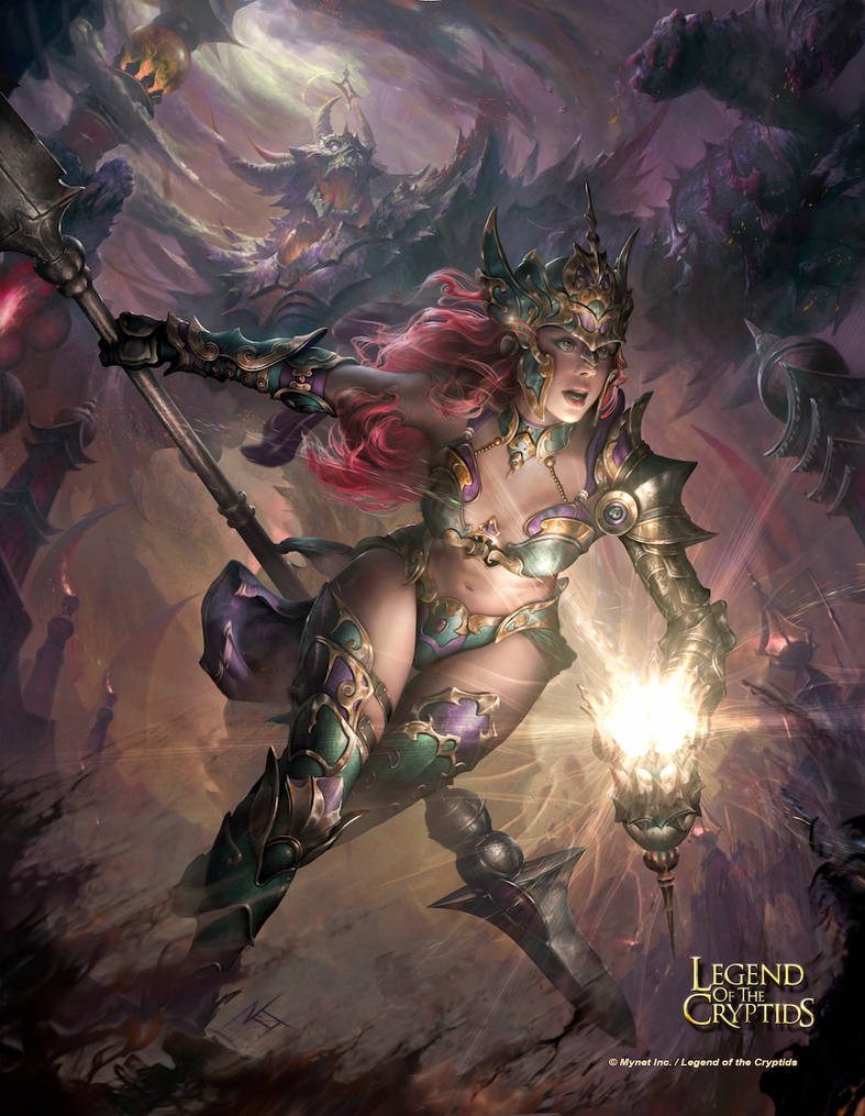 Dark Fantasy Prometheus ( LTC) by N-ossandon-Nezt