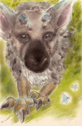 Trico - The Last Guardian by MinamiTakahashi