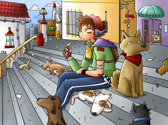 Hablo con perros by Kite-ridE