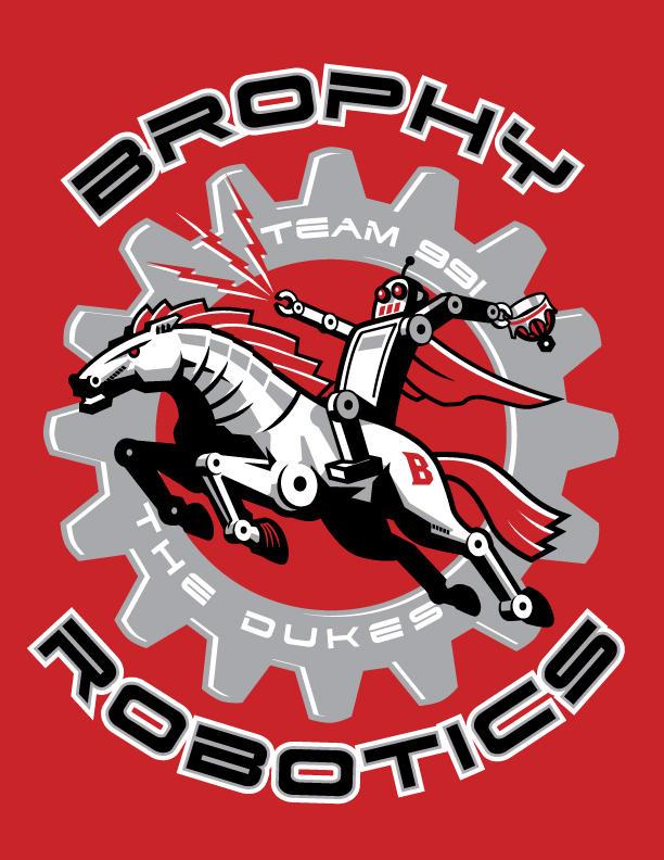 Brophy Robotics Club T Shirt By Ablindsquirrel On Deviantart