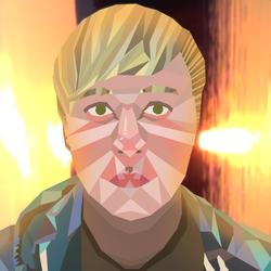 Final [?] Self Portrait by xRaithe
