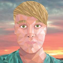 Representational Self Portrait by xRaithe