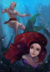 Under The Sea by hatoribaka
