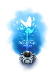 R.I.P Wada Koji by hatoribaka