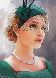 Lady Kitty Eleanor Spencer by hatoribaka