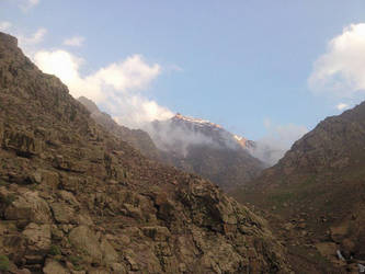 Atlas Mountains by AYAKRAPPER