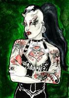 She Devil by MissMisfit13