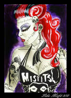 Die Die My Darling by MissMisfit13