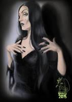 Vampira by MissMisfit13