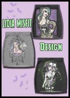Misfit clothing by MissMisfit13