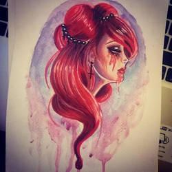 Vampire tears by MissMisfit13
