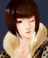 Anna Williams Tekken 6 BR by mirayutsuma017
