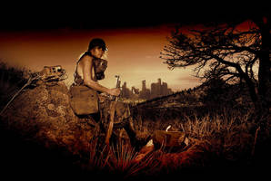 Post Apocalypse by Photo-Manips-by-Ed