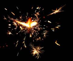 Pyrotechnics by janpirnatphoto
