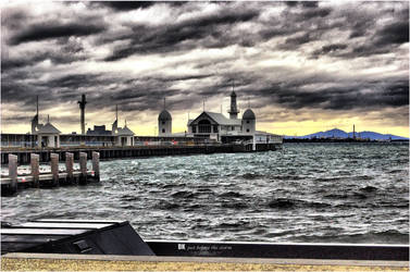 Just Before the Storm II by dkokdemir