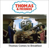 Thomas Comes To Breakfast (2003) by mabmb1987