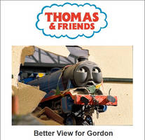 Better View for Gordon by mabmb1987