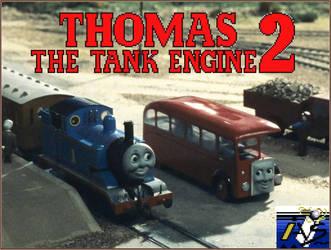 Game 2 - Thomas' Big Race by mabmb1987