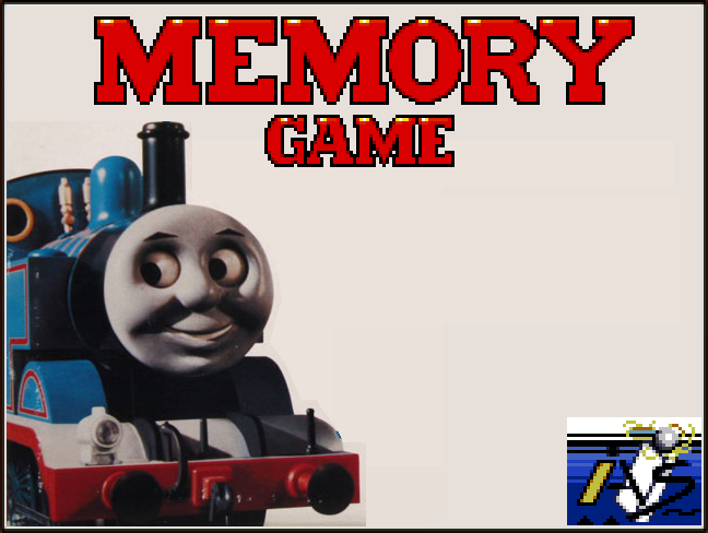 Game 3 - Thomas' Match Pairs Memory Game by mabmb1987