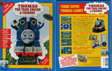 Thomas the Tank Engine The Collection by mabmb1987