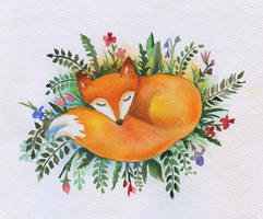 Foxy by mushyak-gone-wild