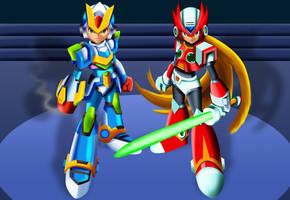 .: X and Zero :. by Sincity2100