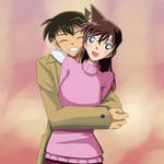 .: ShinRan : Hug :. by Sincity2100