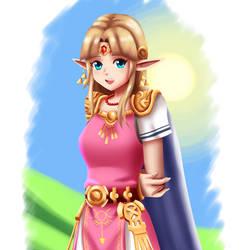 .: Zelda : Super Smash Ultimate :. by Sincity2100