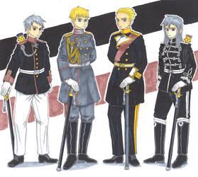 Deutsches Reich (German Empire) by xGeschwatzX