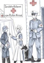 Sanitaeter (medics) by xGeschwatzX
