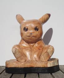 Pikachu by def-j
