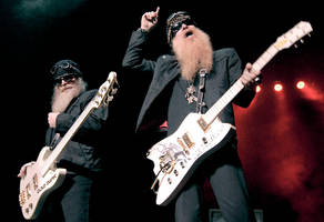 ZZ Top Dusty and Billy by DevilDiver