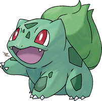 Bulbasaur by Xous54