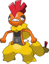 Scrafty by Xous54