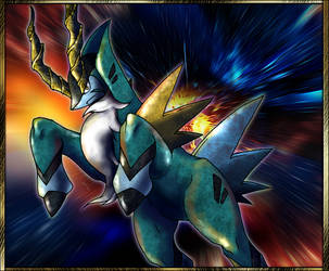 Cobalion: The Iron Will by Xous54