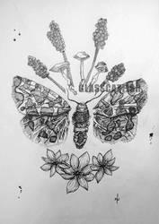 ' P O I S O N ' by GlassCatfish